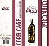 Southern Homewares SH-10109 Cork Corral Wine Bottle
