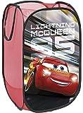 Disney Cars 3 Saeta McQueen Portagiochi Pop UP, Poliestere, Multicolore