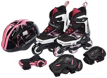 Rollerblade Patines spitfire cube g negro/rosa 230 8050459224986: Amazon.es: Deportes y aire libre