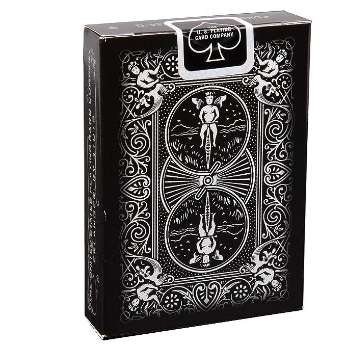 Amazon.com: Bicycle Black Ghost - Segunda edición ...