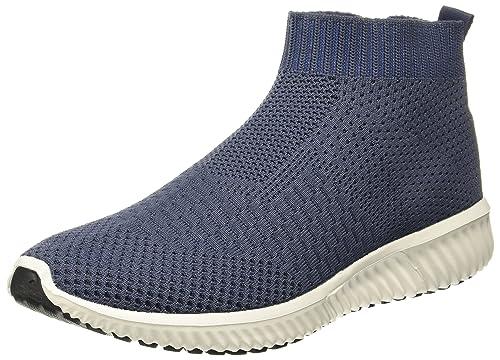 ed33e5925 United Colors of Benetton Men s Blue Formal Shoes-9.5 UK India (44 ...