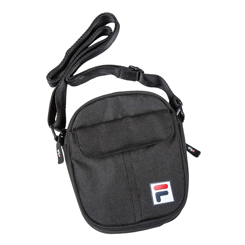 Fila Bolso Pusher Milan negro 685046-002