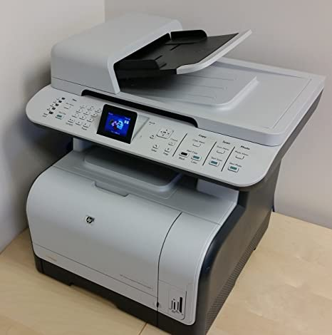 Amazon.com: HP Color LaserJet CM1312 MFP Impresora láser ...