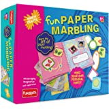 Handy Crafts Fun Paper Marbling, Multi Color