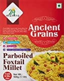 24 Mantra Organic Products Parboiled Foxtail Millet, 500g