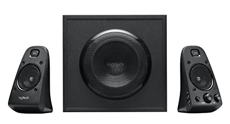 91QAKIxJ%2BeL._SX463_ amazon com logitech z623 200 watt home speaker system, 2 1 logitech z623 wiring diagram at edmiracle.co