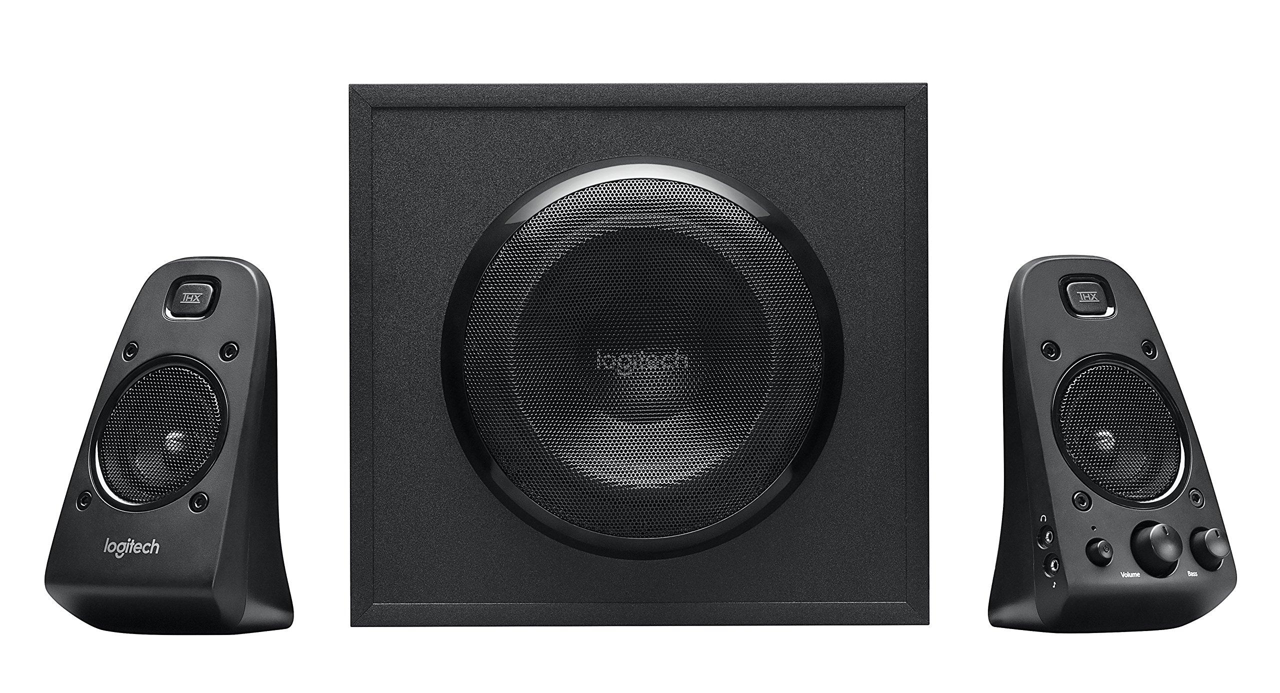 Logitech Z623 400 Watt Home Speaker System, 2.1 Speaker System by Logitech