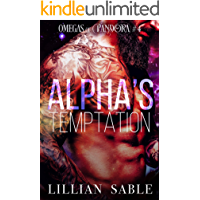 Alpha's Temptation (Omegas of Pandora Book 4) (English Edition)
