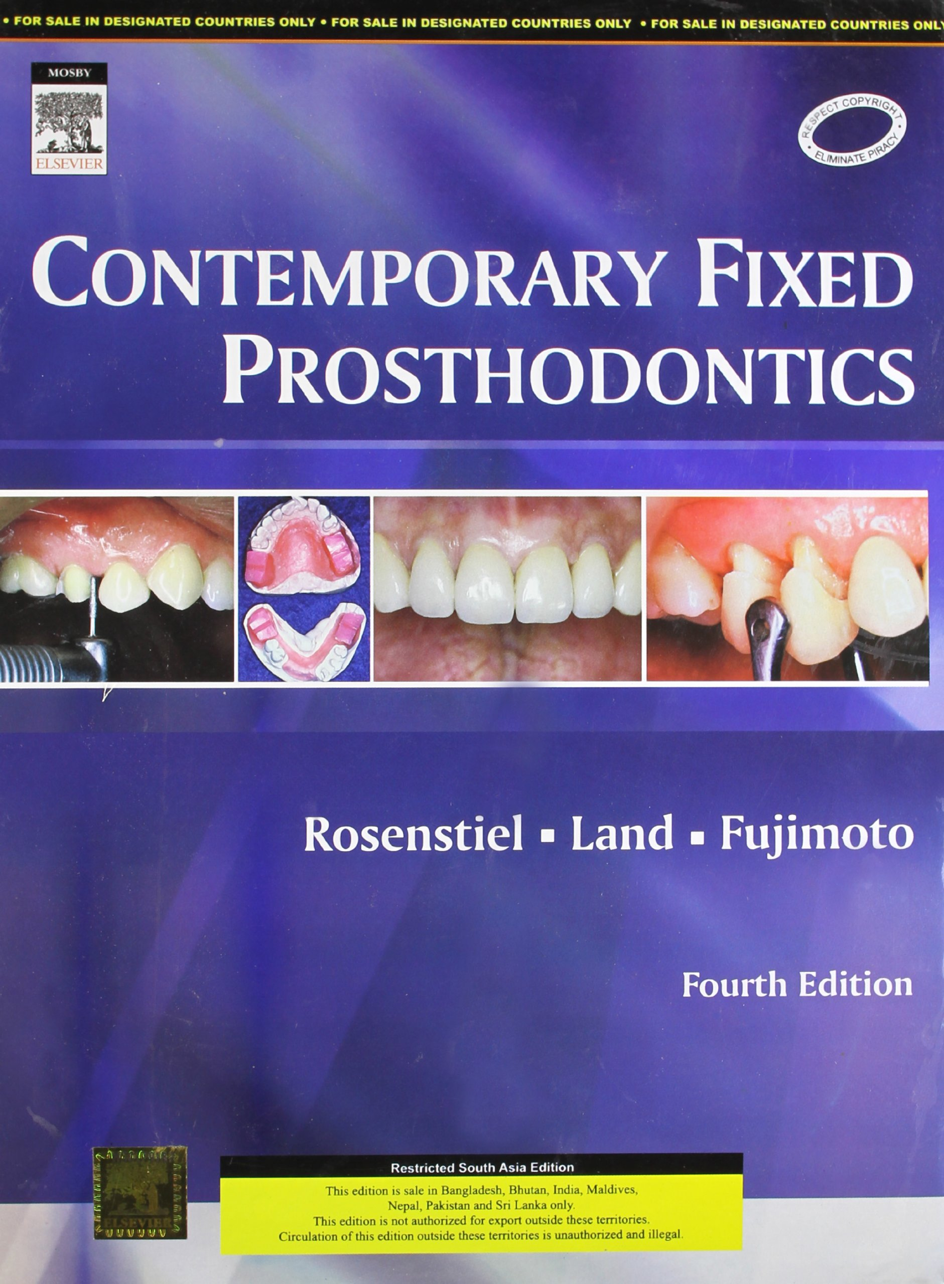 Prosthodontics Textbook Pdf