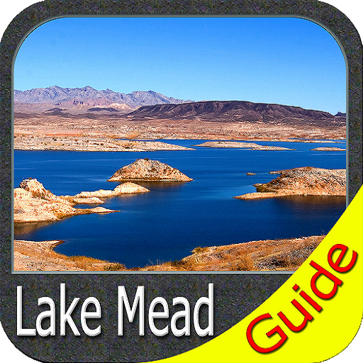 (Lake Mead map GPS offline fishing charts)
