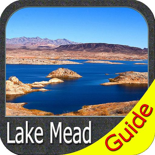 Lake Mead map GPS offline fishing charts Navigator