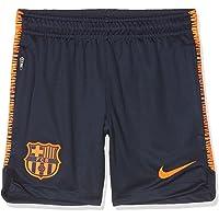 Nike FC Barcelona Dri-fit Squad–Pantalones Cortos de fútbol
