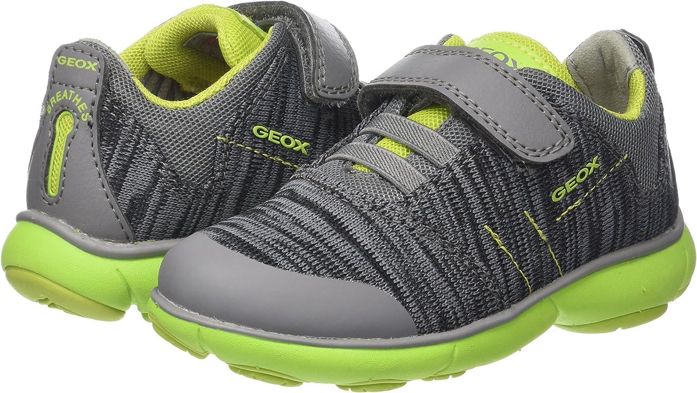 Geox Boys J Nebula a Low-Top Sneakers