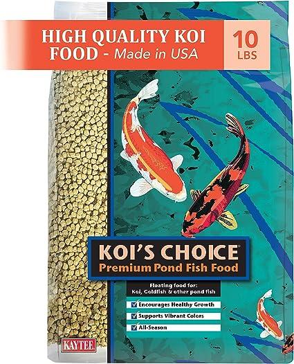 Kaytee Premium Koi/'s Choice Fish Food