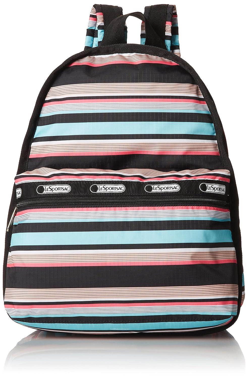 [レスポートサック] リュック (Basic Backpack),軽量 7812 [並行輸入品] B00OV4K1VO TENNIS STRIPE TENNIS STRIPE