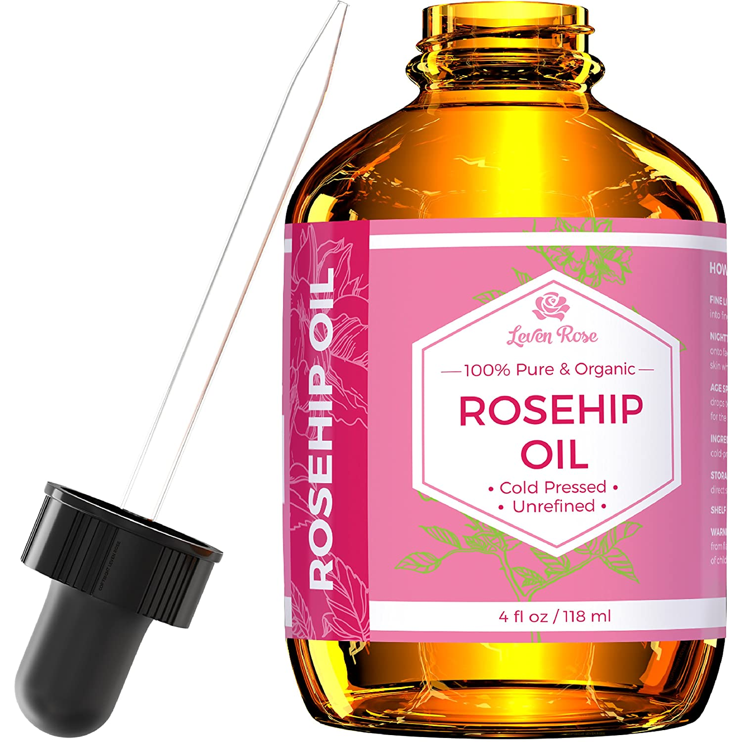 Rosehip Seed Oil from Leven Rose