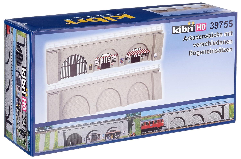 Kibri Puente de modelismo ferroviario escala 1:87 Importado de Alemania