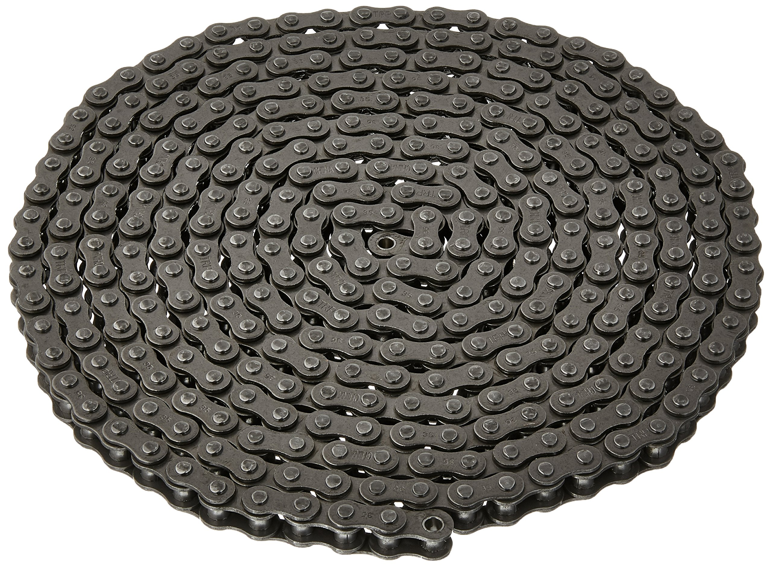 DAIDO CORPORATION TRC35-MD Number 35 Roller Chain, 10'