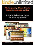 NEW: Photographers Cheat Sheets - A quick reference guide to your photography: Exposure, Focal Length, Composition, Cropping, Colour, Lighting and more ... Mini Series Book 2) (English Edition)