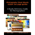 NEW: Cheat Sheets for Photographers - A quick reference guide to your photography: Exposure, Focal Length, Composition, Cropping, Colour, Lighting and more (FilmPhotoAcademy.com Mini Series Book 2)