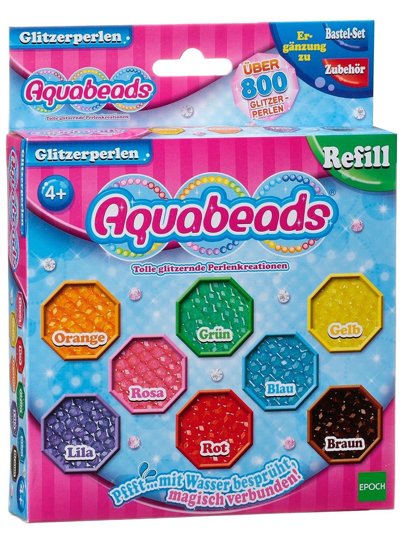 Exceptionnel Aquabeads 79308 - Kit iniziale per lavoretti manuali per bambini  UV98