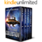 The Colossus Collection Box Set : A Space Opera Steampunk Adventure (Books 1-4 + Bonus Material)