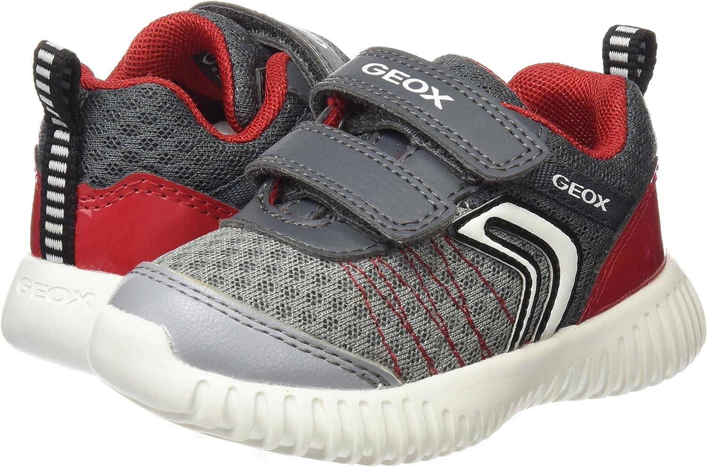 Geox B Waviness B Sneakers Basses b/éb/é gar/çon