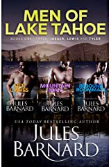 Men of Lake Tahoe Books One - Three: Jaeger, Lewis, and Tyler Kindle Edition