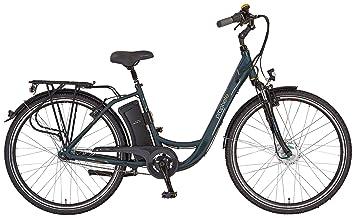 timeless design 5faf5 0e93a Prophete Femme vélo électrique E-Bike en Aluminium City 28 quotNavigator  6.3,