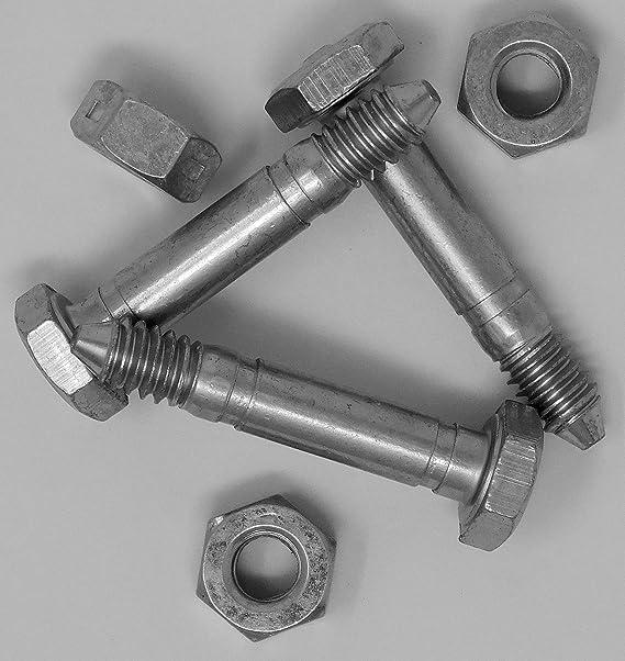 ST724 Shear Pin /& Bolt 53200500 6PK Genuine OEM Ariens ST624E ST520E ST520