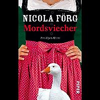 Mordsviecher (Alpen-Krimis 4): Ein Alpen-Krimi (German Edition)