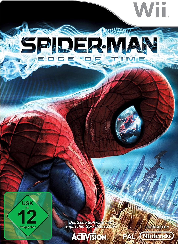 Activision Spider-Man - Juego (Nintendo Wii, Acción / Aventura, T ...