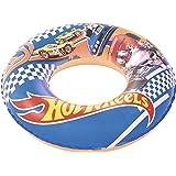 Bestway Hot Wheels Children's Swim Ring, 56cm -26-93401