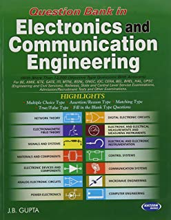 Buy questions and answers in electronics and communication question bank in electronics communication engineering fandeluxe Choice Image