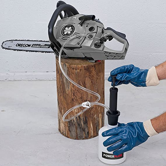 POWERPLUS POWACG8010 - Extractor de aceite: Amazon.es: Bricolaje y ...
