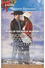 A Snowbound Cowboy Christmas (Saddle Ridge, Montana Book 1667) Kindle Edition