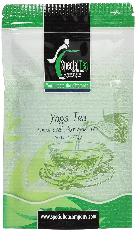 Amazon.com : Special Tea Yoga Ayurvedic Loose Leaf Tea, 1 ...