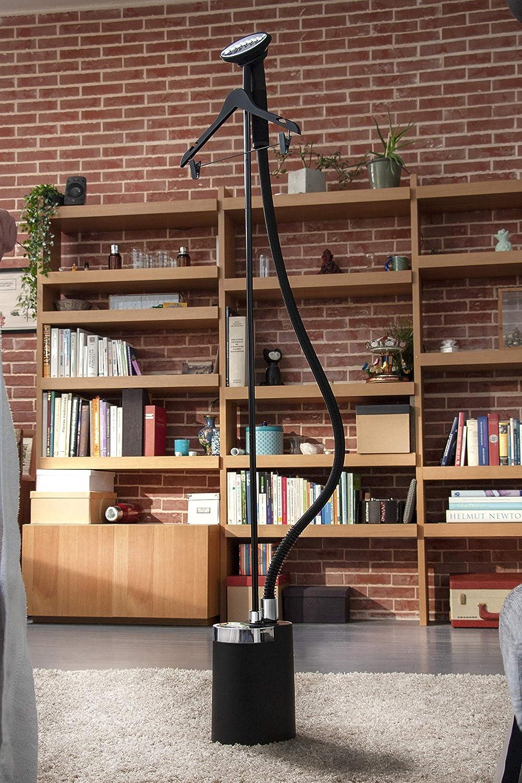 Steamone MI60SB Plancha Vertical Minilys Black, 1900 W, 1 Liter, plástico, Negro