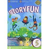 Storyfun for flyers. Level 5. Student's book-Home fun booklet. Per la Scuola media. Con e-book. Con espansione online