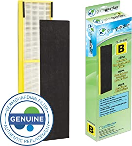 Germ Guardian FLT4825 True HEPA GENUINE Air Purifier Replacement Filter