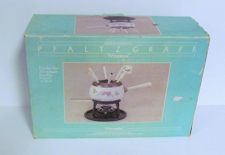 Pfaltzgraff Wyndham Porcelain 11 Piece Set
