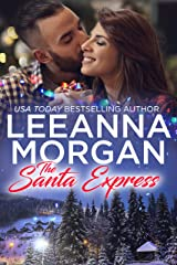The Santa Express: A Sweet Small Town Christmas Romance (Santa's Secret Helpers series Book 4) Kindle Edition