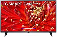 LG 108 cm (43 inches) Full HD Smart LED TV 43LM6360PTB (Dark Iron Gray) (2019 Model)