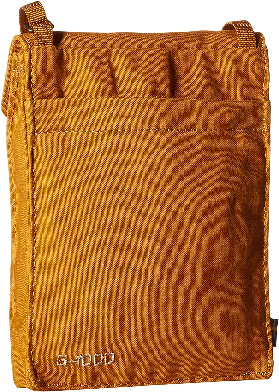 Fjallraven Pocket Wallets and Small Bags OneSize Dark Garnet Unisex Adulto