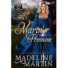 Marin's Promise: A Scottish Medieval Romance (Borderland Ladies Book 1)