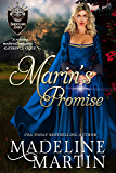 Marin's Promise: A Scottish Medieval Romance (Borderland Ladies Book 1)