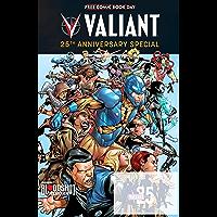 FCBD 2015: Valiant 25th Anniversary Special (English Edition)