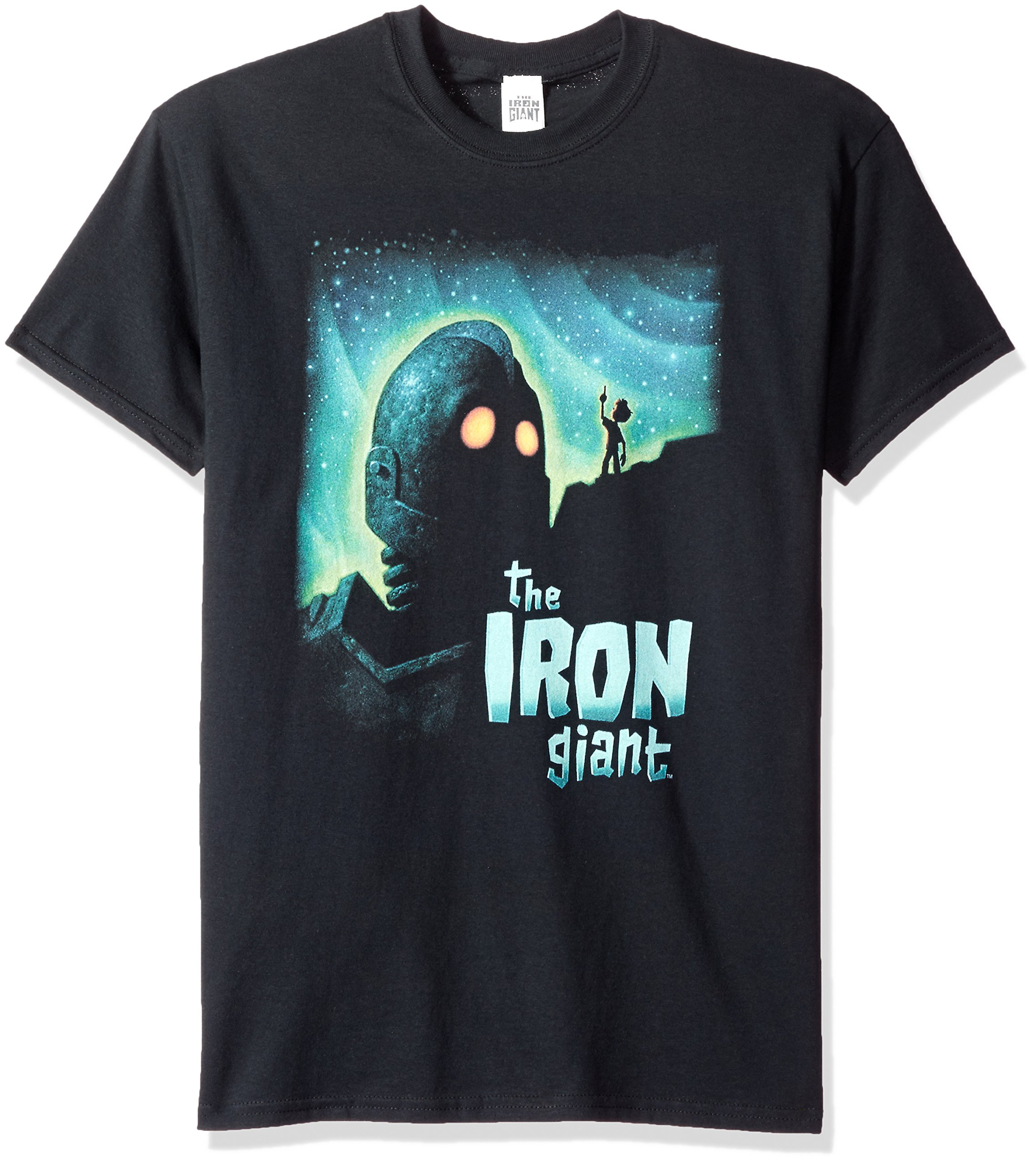 The The Iron Giant Look To The Stars T Shirt 2921