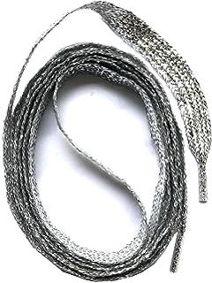 SNORS LACCI IN RASO - SATIN - BIANCO 16mm STRINGHE PER SCARPE ... ba351d0236e