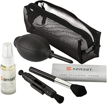 Sensei OC-CK Optics Care and Cleaning Kit
